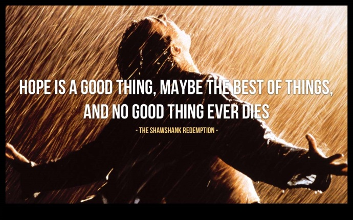 no good thing ever dies